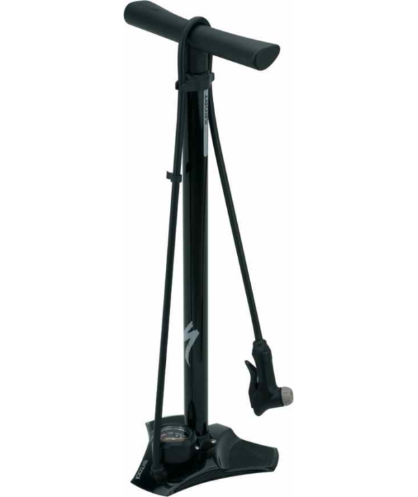 SPECIALIZED AIR TOOL SPORT STEEL SWITCHHITTER II FLOOR PUMP