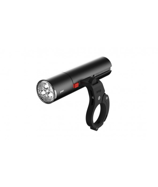 Knog PWR Road helmet light powerbank 3350