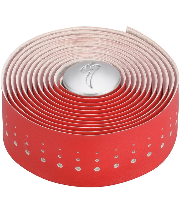 SPECIALIZED S-WRAP CLASSIC SYNTHETIC LEATHER TAPE RED/WHITE
